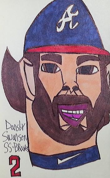 Dansby Swanson by armattock